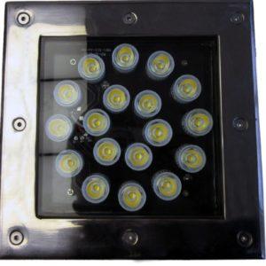 LED Ενδοδαπέδια Φωτιστικά
