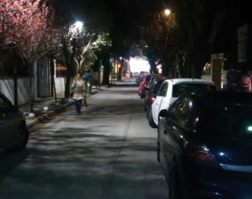 Οδοφωτισμός ιστών, δήμος κηφισιάς