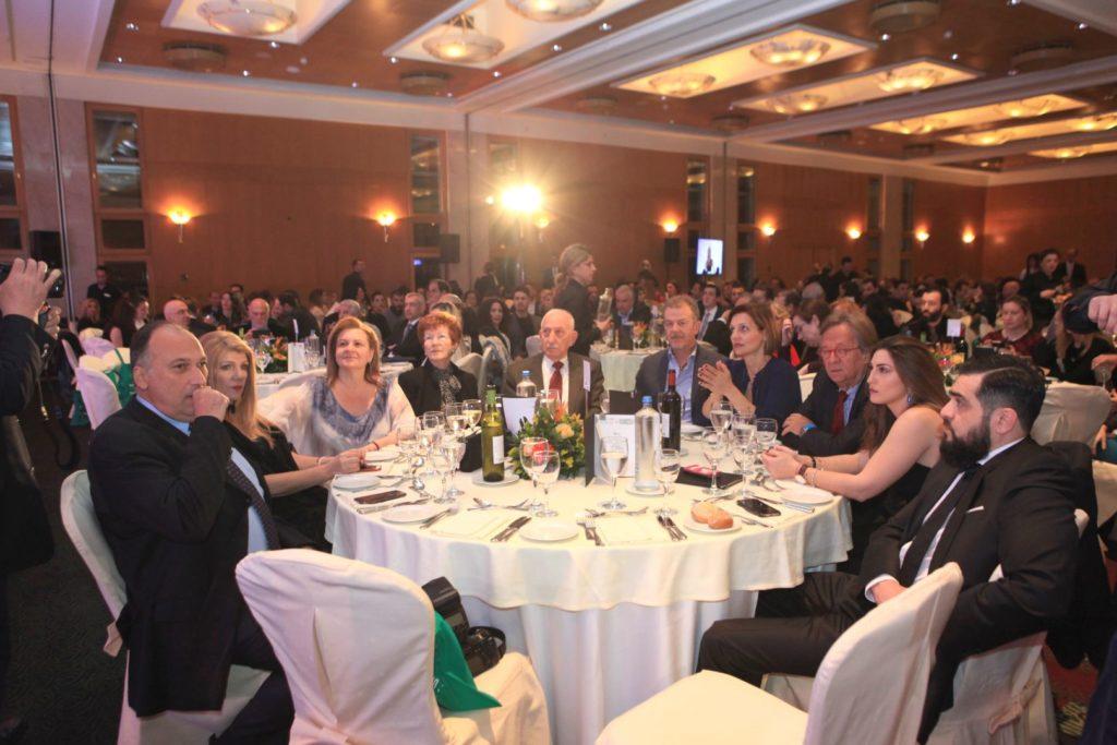 Globiled στα Greek Hospitality Awards